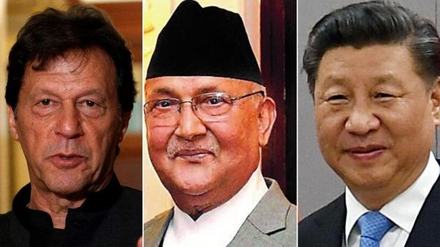 Nepal PM KP Sharma Oli, isolated within his own party, could get some support from Pakistan Prime Minister Imran Khan(Agencies)