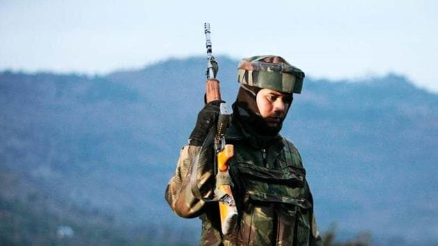Officials tracking recent military developments in the region discounted the likelihood of India being drawn into a war on two fronts, but asserted that the armed forces were ready to ward off all threats.(AP photo)