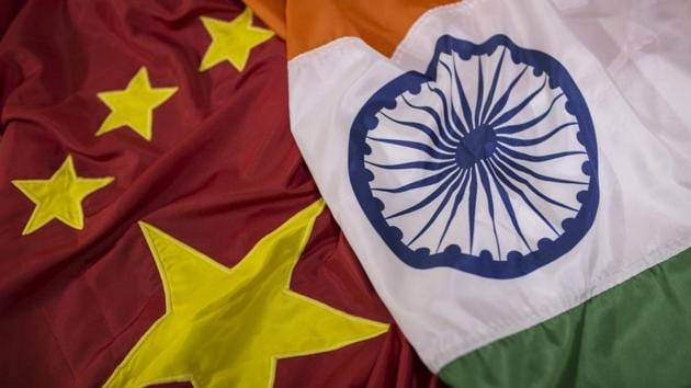Sino-Indian tensions have shot up after a violent brawl between Chinese and Indian soldiers on June 15 along the Line of Actual Control in the Galwan Valley in eastern Ladakh in which 20 Indian army personnel were killed.(Bloomberg)