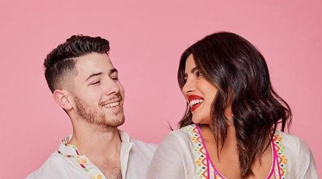 Priyanka Chopra and Nick Jonas have been self-isolating at their LA home.