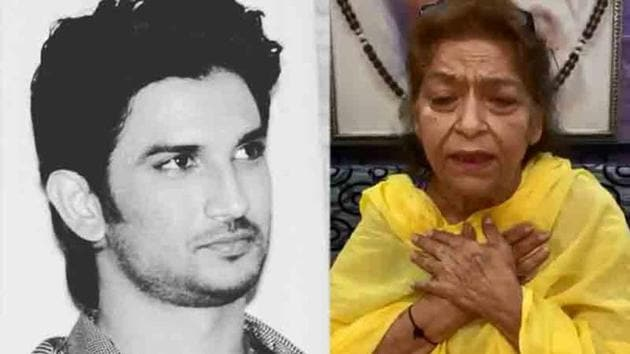 Saroj Khan had shared a note on the passing away of Sushant Singh Rajput on Instagram.
