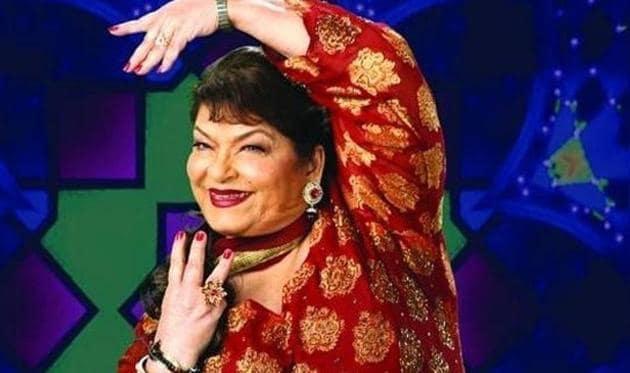 Saroj Khan died on Friday due to a cardiac arrest.