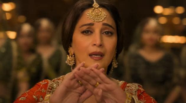 Saroj Khan's last song was Kalank's Tabah Ho Gaye.
