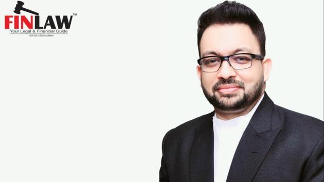 Adv P M Mishra of Finlaw Consultancy(Digpu)