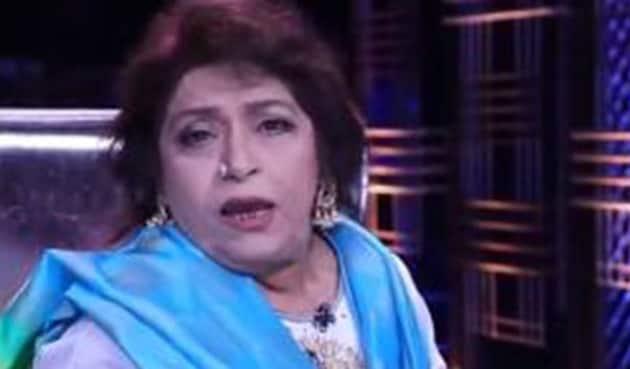 Saroj Khan said she was in school when she married her guru B Sohanlal.