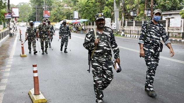 Home ministry on Wednesday sought the views of central paramilitary forces (CAPF) to add transgender as the third gender category in relevant application forms ahead of the annual exam for recruiting assistant commandants to be held in December.(ANI file photo)