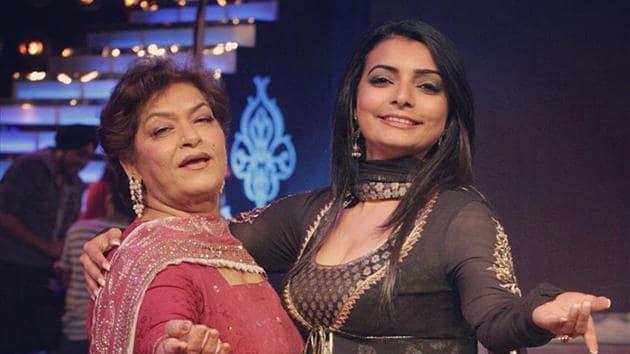 Vaibhavi Merchant was a co-judge with Saroj Khan on Jhalak Dikhhla Jaa season 3.