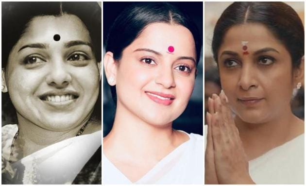 Nithya Menen said that she was not worried about comparisons with other actors playing Jayalalithaa.