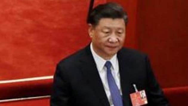 The present path aids China's strategy of attrition, friction, containment to harass, encircle and weigh India down(REUTERS)