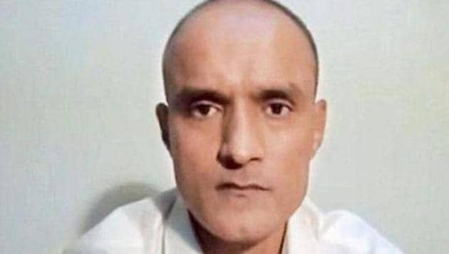 Jadhav, a retired Indian Navy officer, was sentenced to death by a Pakistani military court on charges of espionage and terrorism in April 2017.(PTI)
