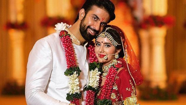 Rajeev Sen and Charu Asopa got married in June 2019.
