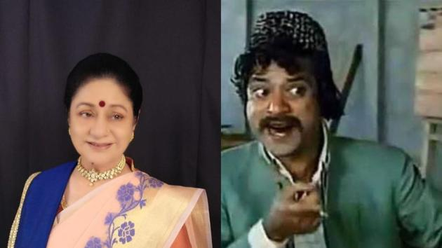 Actor Aruna Irani worked with Jagdeep, most popular for his character Soorma Bhopali in Sholay, in many films.
