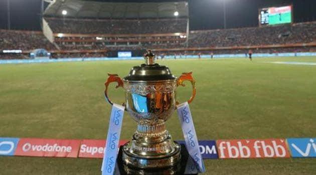 IPL 2017 trophy.(Sportzpics)