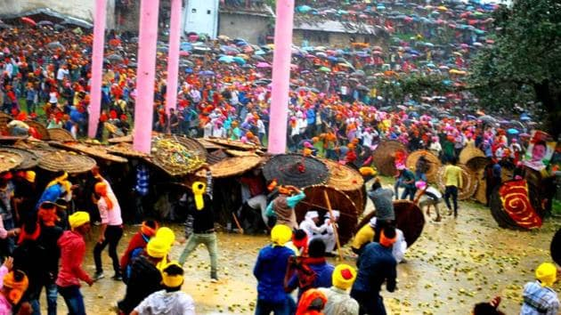 Uttarakhand's famous 'stone pelting' fair cancelled due to Covid-19