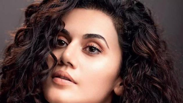 Taapsee Pannu's Looop Lapeta may be India's first film to get Covid-19  special insurance | Bollywood - Hindustan Times