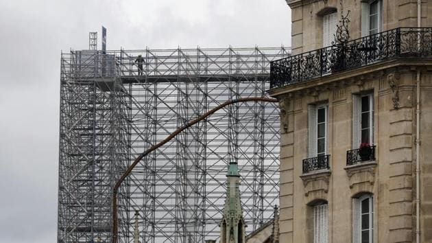 France's Notre Dame Cathedral to be rebuilt the same as before