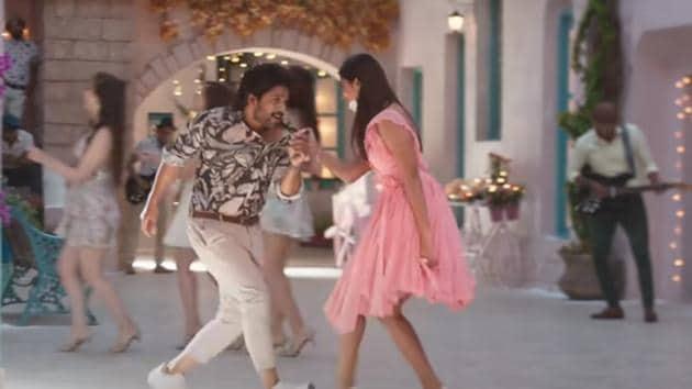 Ala Vaikuntapuramloo stars Allu Arjun and Poja Hegde in lead oles.