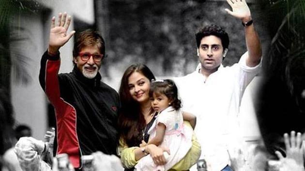 Abhishek, Aishwarya Rai, Aaradhya and Amitabh Bachchan have been diagnosed with Covid-19.
