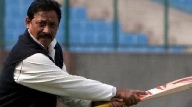 File photo of former India opener Chetan Chauhan.(Twitter)
