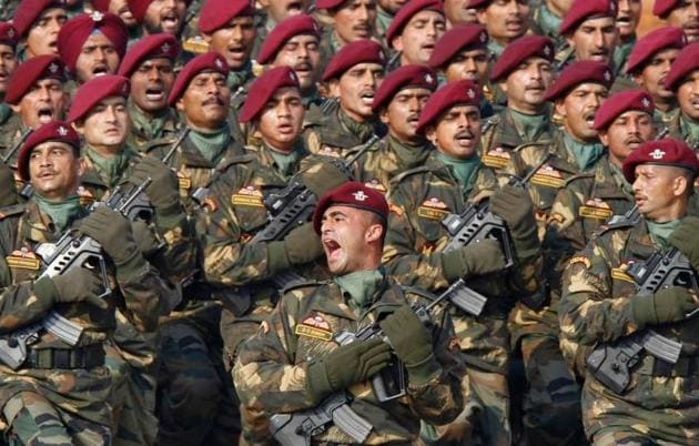 The Indian Army is set to acquire Spike firefly ammunition that can deliver a precision strike on enemy troops hiding within a range of one km.(Reuters)