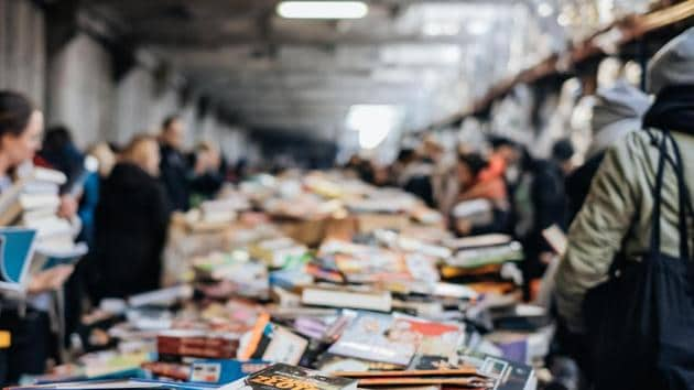 The Hong Kong Book Fair, which drew about a million visitors and a record 686 exhibitors last year, will be rescheduled after discussions with the government. (Representational Image)(Unsplash)