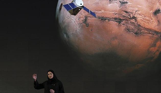 Meet Sarah Al-Amiri, woman scientist in charge of leading UAE's mission to Mars - Hindustan Times