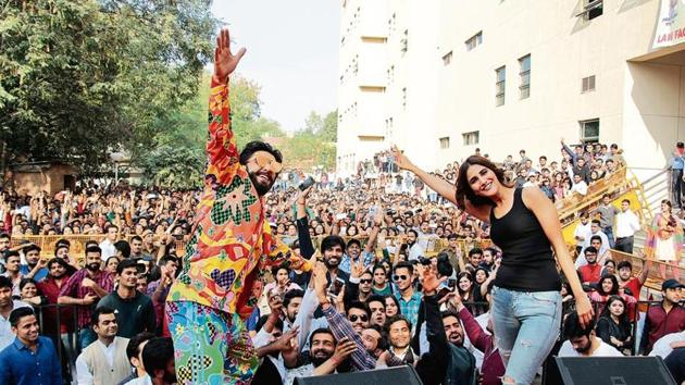 The movement of actors will get severely restricted for film promotions and even multi-city promotional tours like before won't be happening anytime soon.