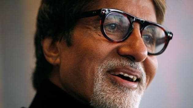 Amitabh Bachchan was diagnosed with Covid-19 on Saturday.(REUTERS)