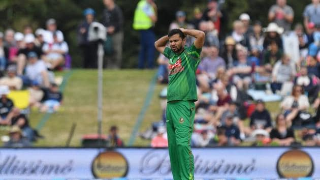 File image of Mashrafe Mortaza.(Getty Images)