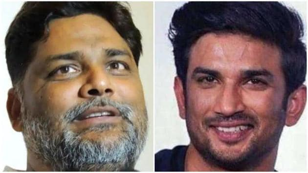 Pappu Yadav's request for CBI probe into Sushant Singh Rajput's death was forwarded to concerned department.