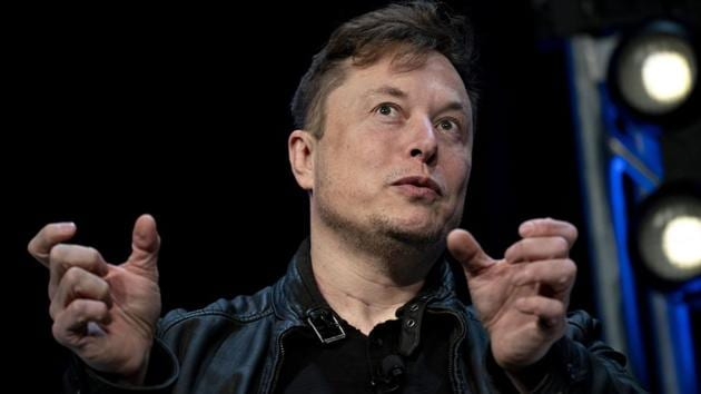 Elon Musk, founder of SpaceX and chief executive officer of Tesla Inc(Bloomberg File Photo)