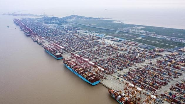 Access to the Chittagong port will cut down the distance by almost half, Bipab Deb, chief minister of Tripura had earlier stated.(Bloomberg (Representative Image))