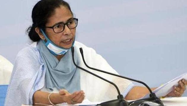 West Bengal Chief Minister Mamata Banerjee in Kolkata.(ANI File Photo)