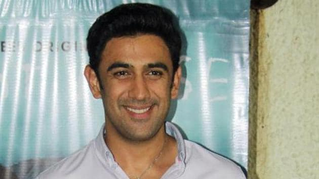 Actor Amit Sadh has got good reviews for his performance in the web show Breathe Into The Shadows.