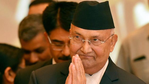 Prime Minister KP Sharma Oli has come up with a new tactic to stay in power in Kathmandu(PTI)