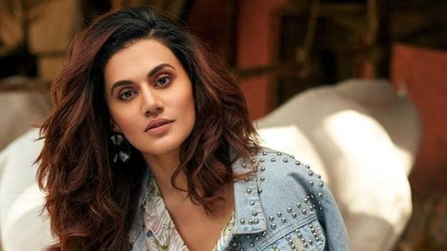 Actor Taapsee Pannu feels outsiders in the film industry have the 'largest relatability factor with the audience'
