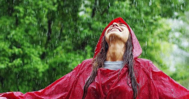Rain does not just cool the parched earth, it stills the mind too.(Shutterstock)