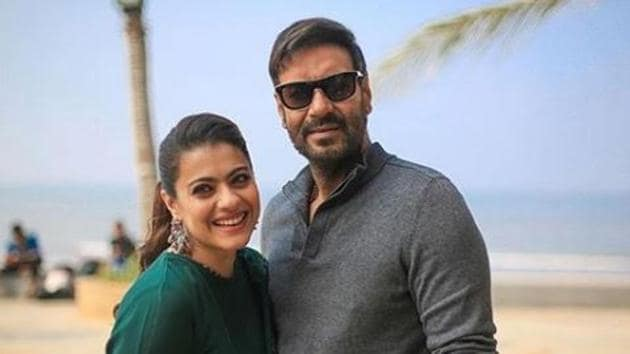 Kajol and Ajay Devgn have two children, daughter Nysa and son Yug.