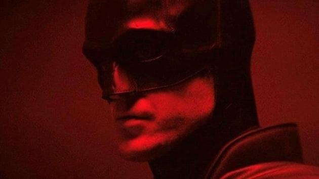 Robert Pattinson plays The Batman in the film.