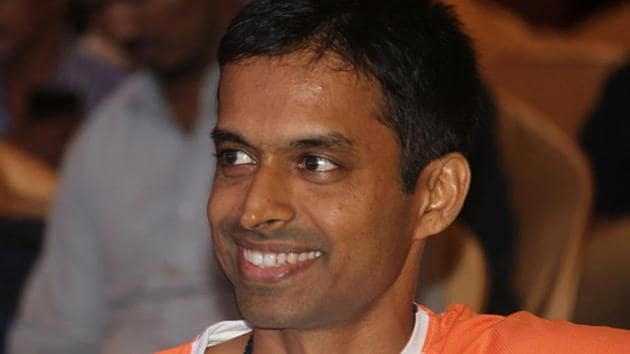 File image of Pullela Gopichand.(Getty Images)