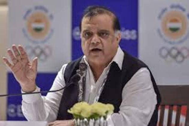 IOA chief Narinder Batra.(File Photo)