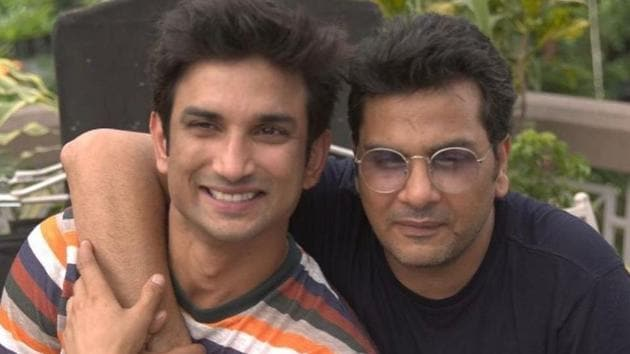 Mukesh Chhabra reveals that Sushant was the first choice for the film, and he had promised him to star in his debut directorial.(Photo: Instagram)