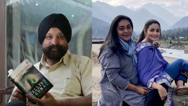 Harinder Sikka has levelled many allegations against Raazi director Meghna Gulzar.