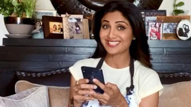 Shilpa Shetty has written a note for her Instagram followers.