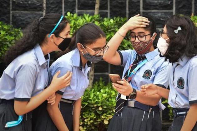 HBSE Haryana 12th Result 2020(Sanchit Khanna/HT PHOTO)