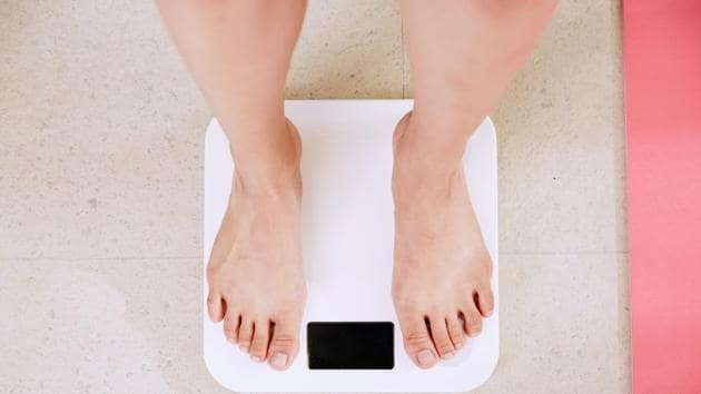 Weight fluctuations may be here to stay as surges in new cases around the country force states like California to re-close businesses like gyms and encourage shoppers to shelter at home again.(Unsplash)