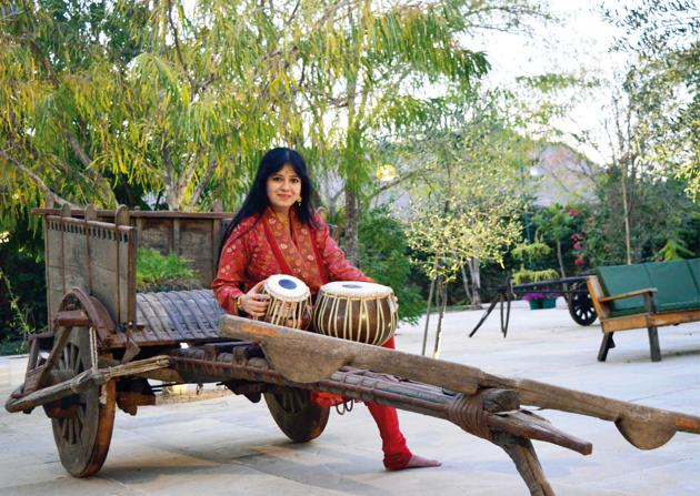 India's first female professional tabla player, Anuradha Pal is coming forward to support fellow musicians in crisis
