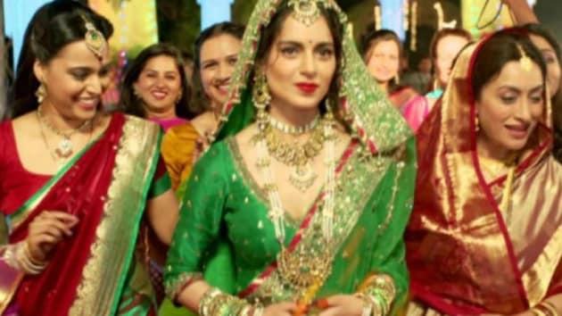 (L-R) Swara Bhasker, Kangana Ranaut and Navni Parihar.