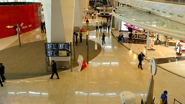File photo of Delhi airport. (AP Photo)