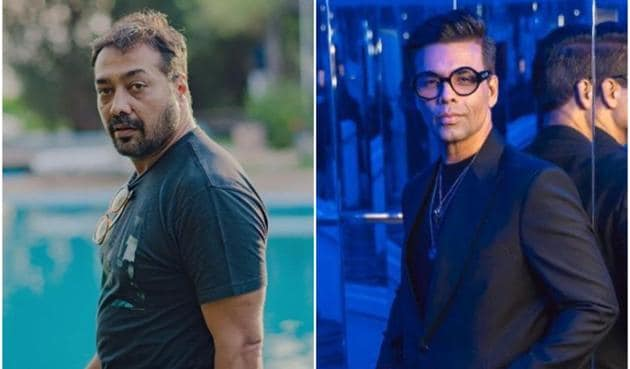 Anurag Kashyap and Karan Johar have collaborated on the anthologies Bombay Talkies, Lust Stories and Ghost Stories.
